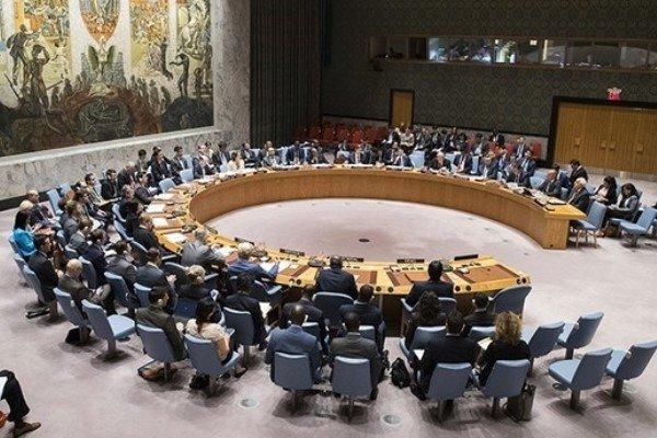 اعلام نتیجه رأی گیری شورای امنیت در مورد تحریم تسلیحاتی ایران