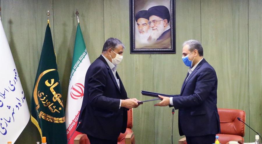 وزارتخانه های جهاد کشاورزی و راه و شهرسازی تفاهم نامه همکاری امضا کردند