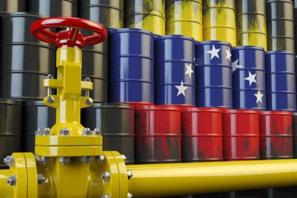 دکلهای حفاری نفت ونزوئلا متوقف شد