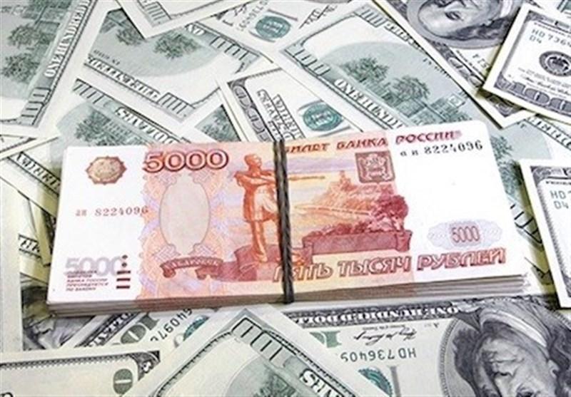 ذخایر طلا و ارز روسیه طی یک هفته  ۹ میلیارد دلار افزایش یافت