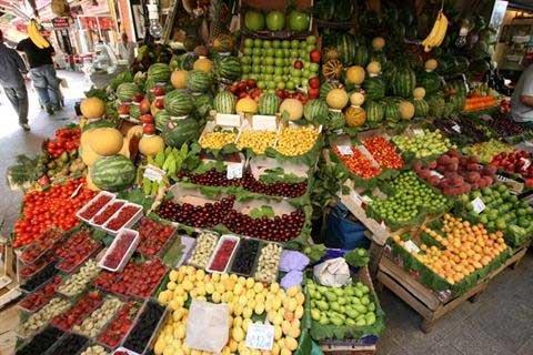 1.5 میلیون تن میوه و سبزی در 4 ماهه نخست امسال صادر شد