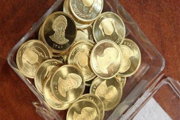 سکه طرح جدید ۱۱ میلیون و ۱۸۰ هزار شد
