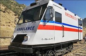 بهرهبرداری از اولین مرکز اورژانس ریلی کشور