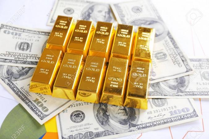 قیمت طلا از هر زمان دیگری بالا تر قرار گرفته است