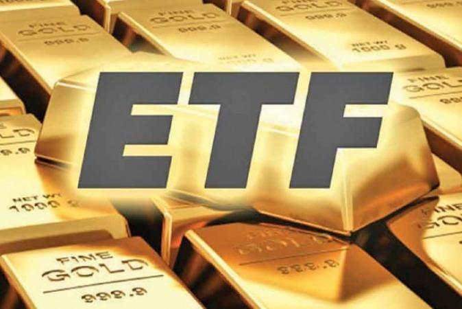 موجودی صندوقهای ETF طلا رکورد زد