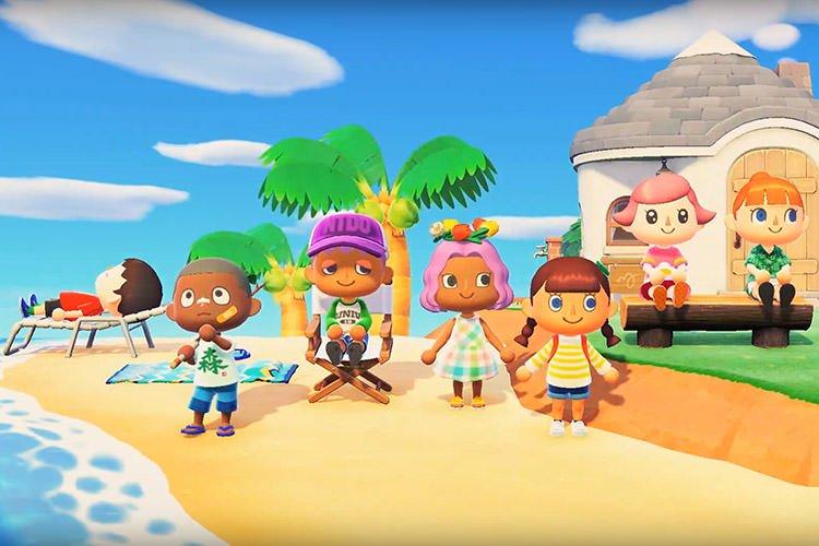 بازی Animal Crossing: New Horizons بیش از ۲۲.۴ میلیون نسخه فروش داشته است