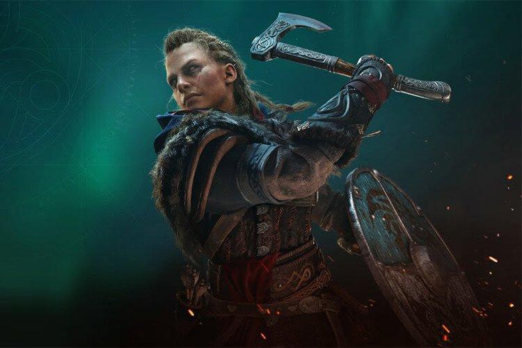 تریلر بازی Assassin's Creed Valhalla با محوریت نسخه مونث ایور منتشر شد
