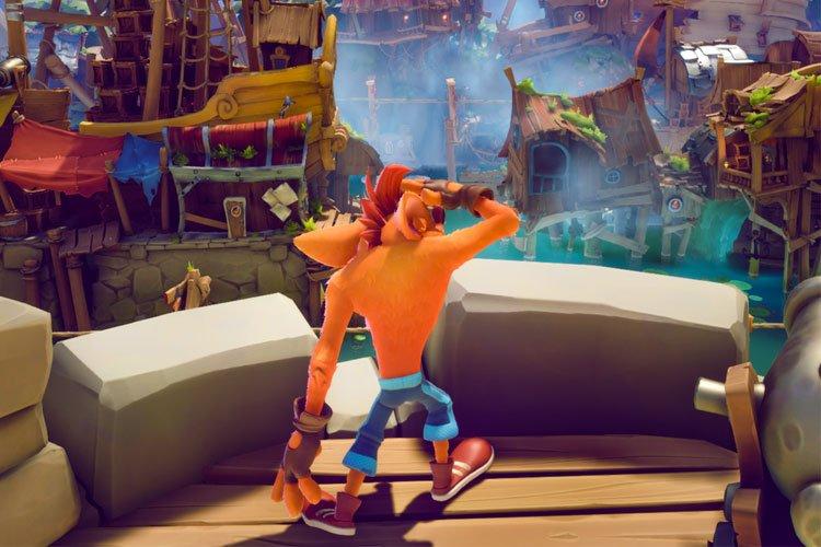 Crash Bandicoot 4 احتمالا برای نینتندو سوییچ منتشر میشود