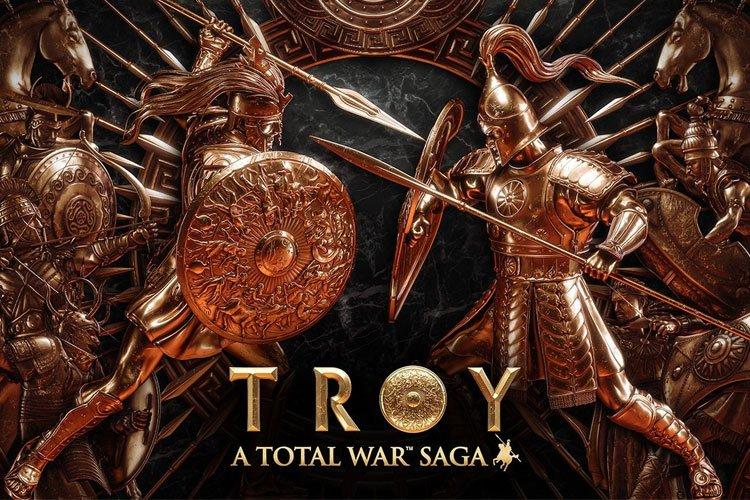 A Total War Saga: Troy تنها در یک ساعت یک میلیون بار دانلود شده است