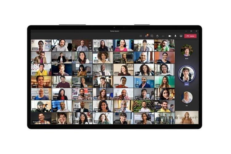 تعداد مشارکتکنندگان به ویدیوکنفرانسها در مایکروسافت تیمز به ۲۰ هزار نفر افزایش یافت