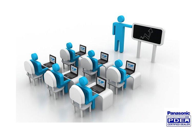 آموزش رایگان سانترال و قیمت مرکز تلفن سانترال پاناسونیک در فون سیستم