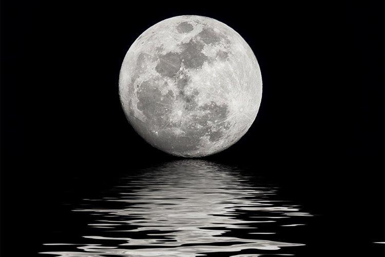 دانشمندان از ماه بهعنوان آینه برای جستوجوی حیات فرازمینی استفاده میکنند