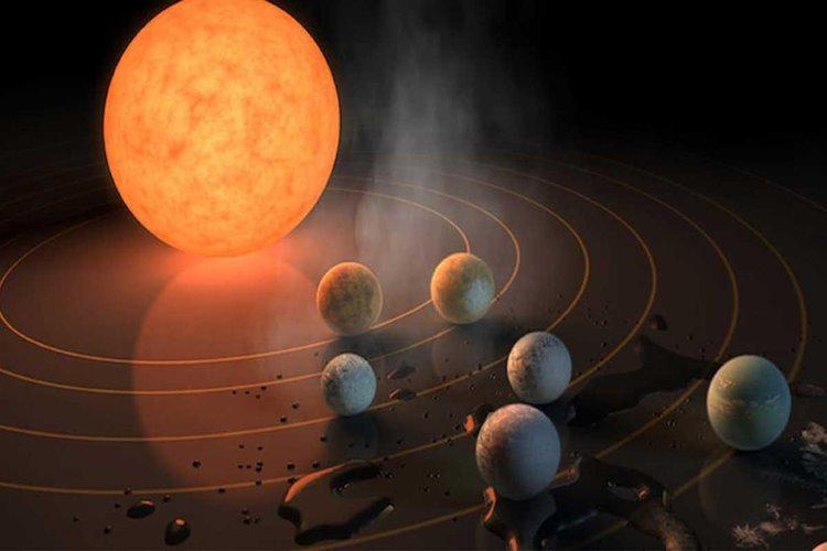 حداکثر چند دنیای سکونتپذیر میتواند در اطراف یک ستاره وجود داشته باشد؟