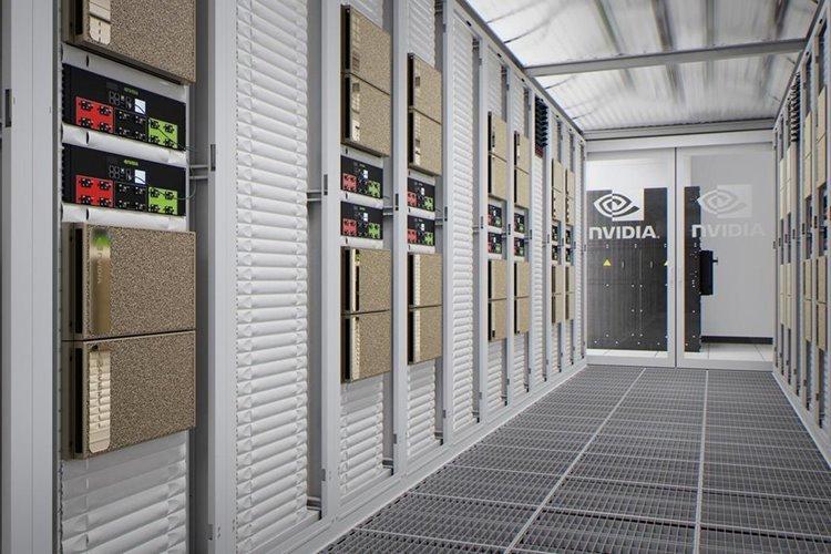 انویدیا چگونه در سه هفته، هفتمین رایانه سریع دنیا را تولید کرد؟