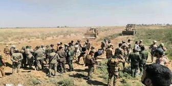 کشته شدن 5 داعشی در عراق