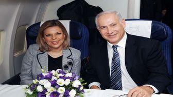 سوغاتی عجیب و کثیف نتانیاهو برای مقامات آمریکا/ تصاویر