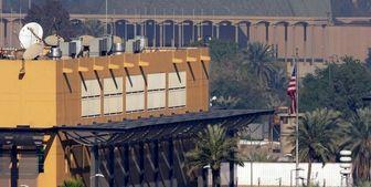 مقام آمریکایی درباره احتمال تعطیلی سفارت این کشور در بغداد اظهارنظر نکرد