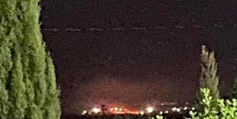 حمله راکتی به پایگاه نظامیان آمریکا در اربیل