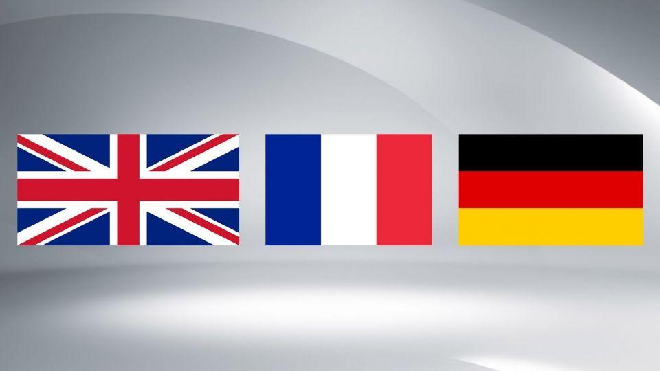 وزرای خارجه تروئیکای اروپایی: ادعای آمریکا فاقد اثر قانونی است/ به اجرای کامل قطعنامه ۲۲۳۱ متعهد میمانیم