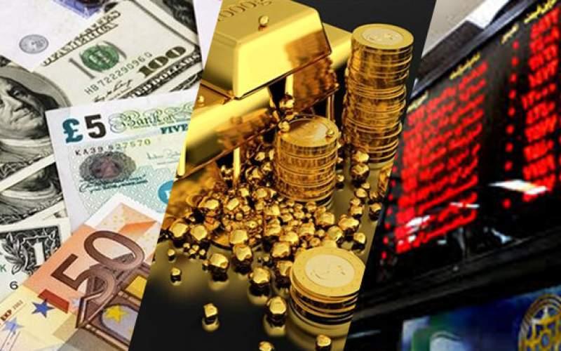 تاثیر کرونا بر بازار بورس و طلا چه بود؟