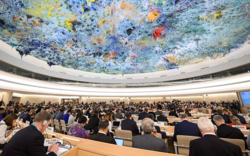 ۴۷ کشورسازمان ملل، ایران را محکوم کردند
