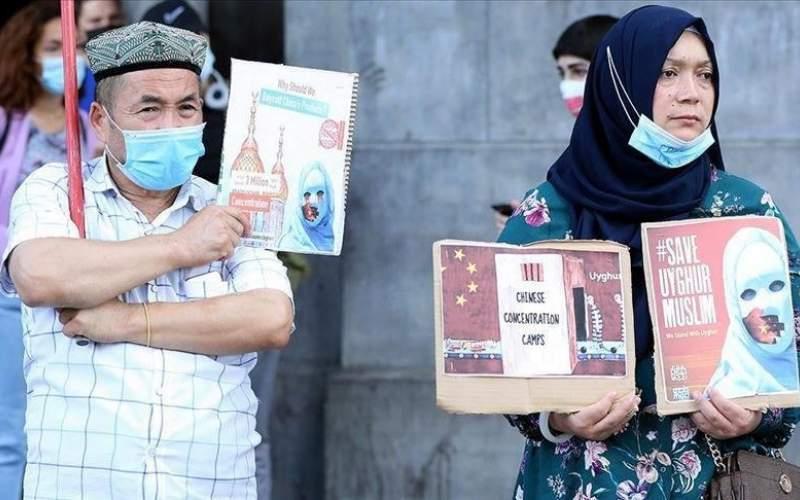حكومت كمونیستی چین 8500 مسجد را ویران کرد