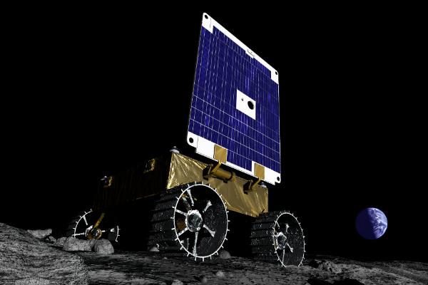 ماهنورد رباتیک ناسا سال آینده برای کشف آب به قمر زمین میرود
