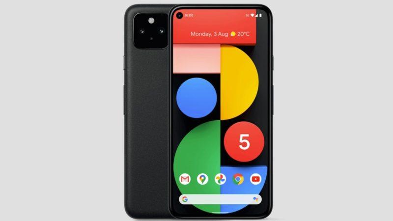 گوگل پیکسل ۵ معرفی شد؛ میانردهای با پشتیبانی از 5G