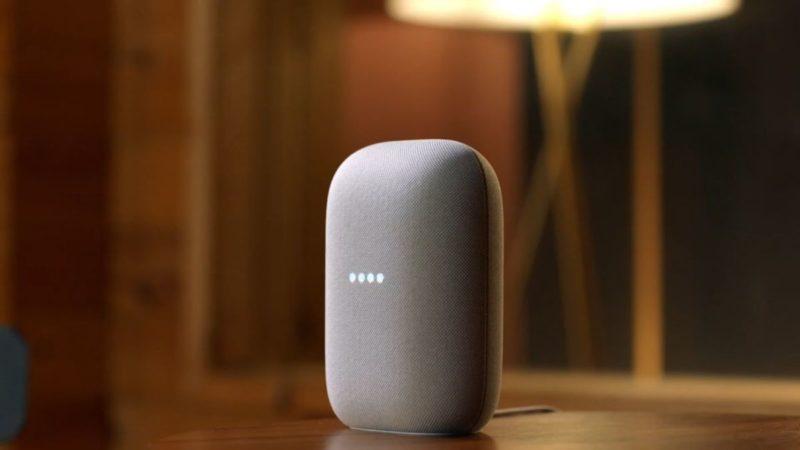 اسپیکر هوشمند Nest Audio گوگل با قیمت ۹۹ دلار از راه رسید