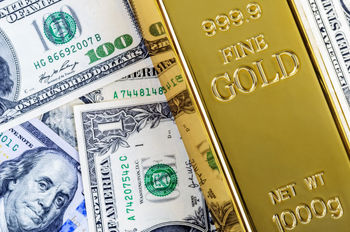 سقوط ۳۰ دلاری طلا در دوساعت