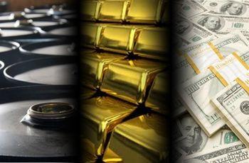 زور دلار به طلا نرسید