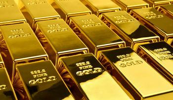 سقوط ۲۰ دلاری طلا این بار در یک ساعت