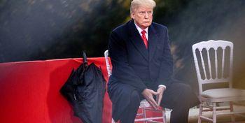 تدوین برنامه خروج احتمالی ترامپ از قدرت توسط کاخ سفید