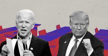 جو بایدن در تله خودساخته/ پاس گل قضات به ترامپ