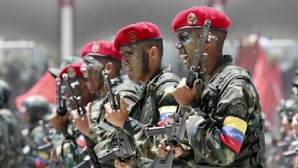 سرنگونی یک هواپیمای آمریکایی حامل مواد مخدر در ونزوئلا