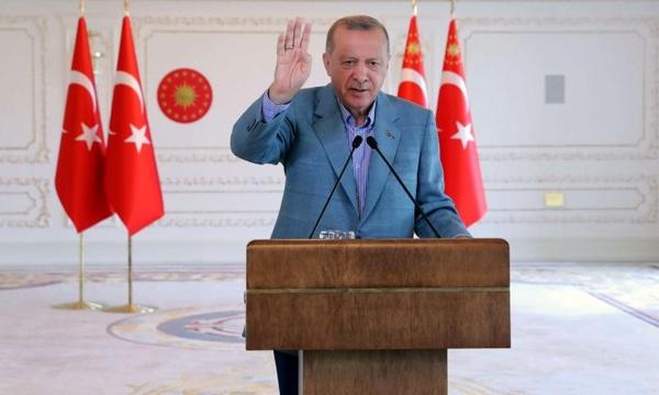 برخی احزاب میخواهند مانع از رشد ترکیه شوند