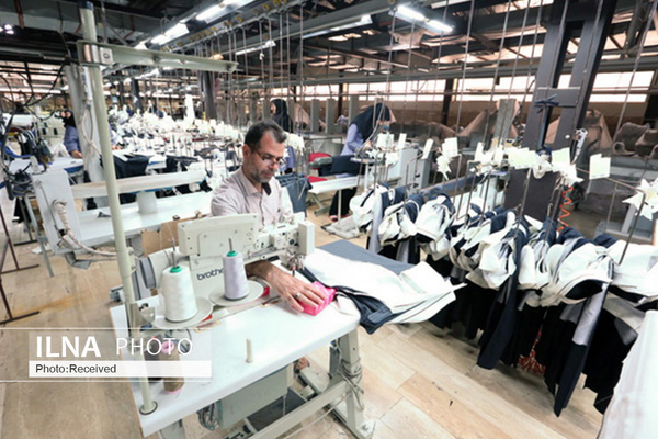 صادرات بیش از ۳۵ میلیون دلار پوشاک به ۲۹ کشور جهان