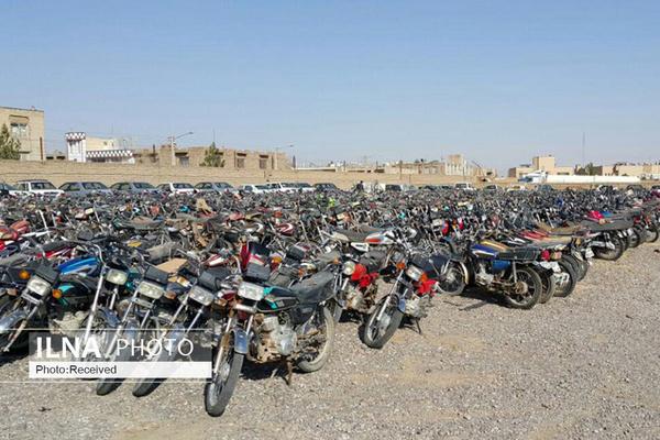 ابلاغ بخشنامه درخصوص موتورسیکلتهای مکشوفه به ظن قاچاق و فاقد اسناد مثبته گمرکی