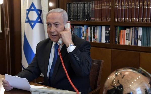 گفتوگوی تلفنی نتانیاهو و ولیعهد بحرین
