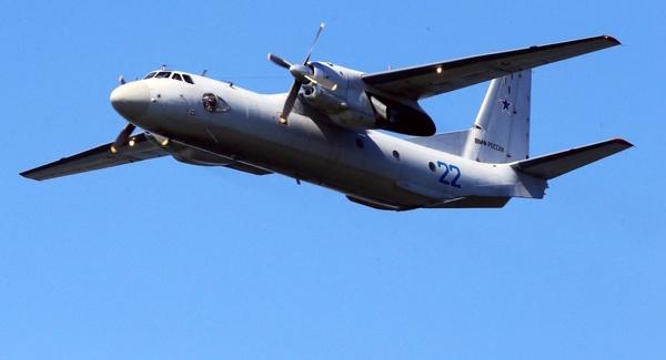 سقوط یک فروند هواپیمای نظامی اوکراین در منطقه خارکوف
