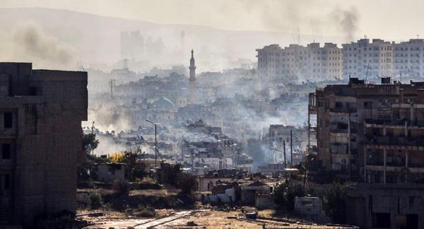تروریستها به دنبال راه انداختن نمایش حمله شیمیایی در سوریه هستند