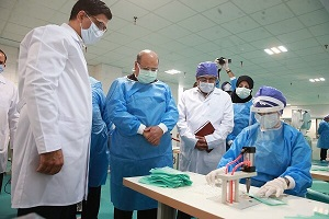 اهمیت رعایت پروتکل های بهداشتی در تولید ماسک
