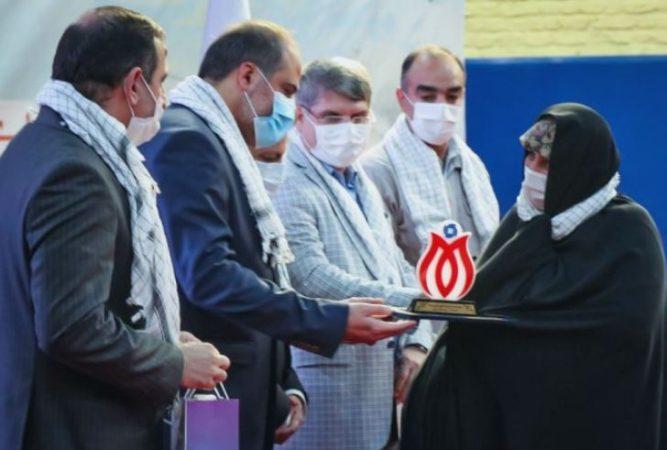 اولین یادواره شهدای گروه توسعه صنایع بهشهر برگزار شد