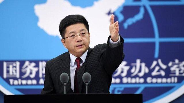 چین: رزمایشها هشداری به تایوان و حامیان خارجی آن است
