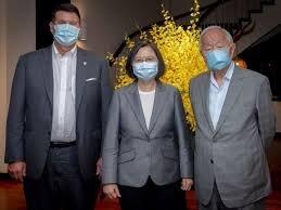 وعده تایوان به روابط عمیقتر با آمریکا، همزمان با رزمایش جتهای چینی