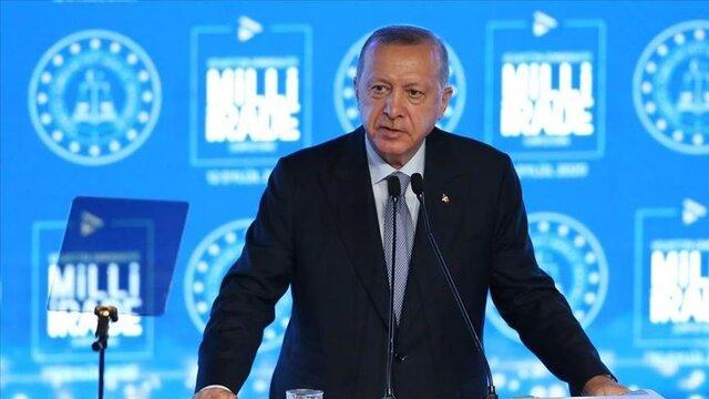اردوغان: به هر دعوت صمیمانهای پاسخ میدهیم