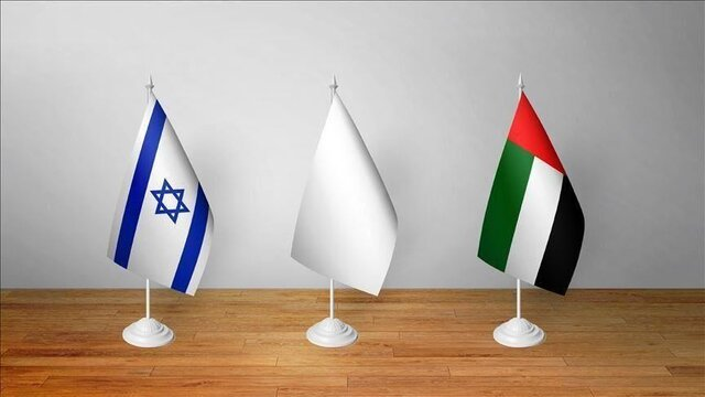 توافق امارات و اسرائیل برای اعزام هیئتهای متقابل میان دو طرف