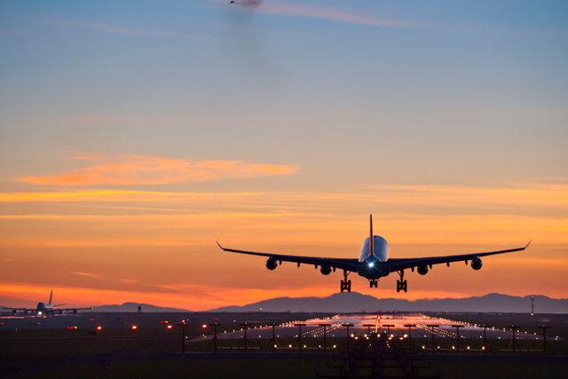 انجام پروازهای داخلی و خارجی راس ساعت مقرر