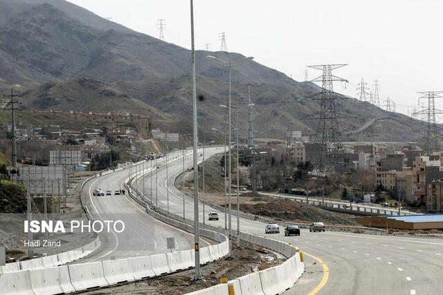 افتتاح آزادراه کمربندی جنوبی تهران +جزییات