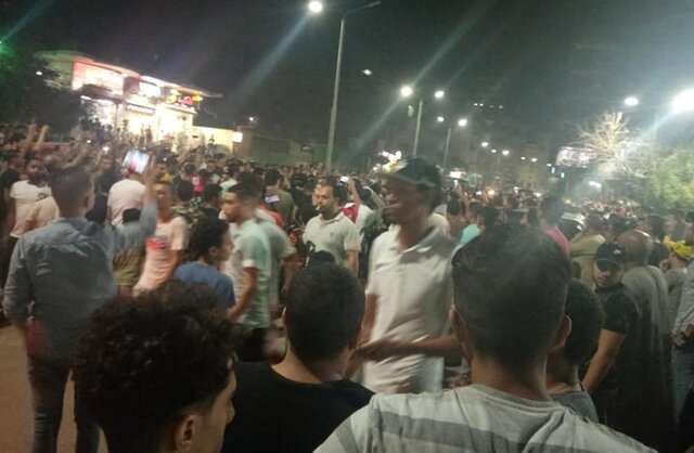 تظاهرات مصریها برای دومین روز پیاپی با درخواست برکناری سیسی